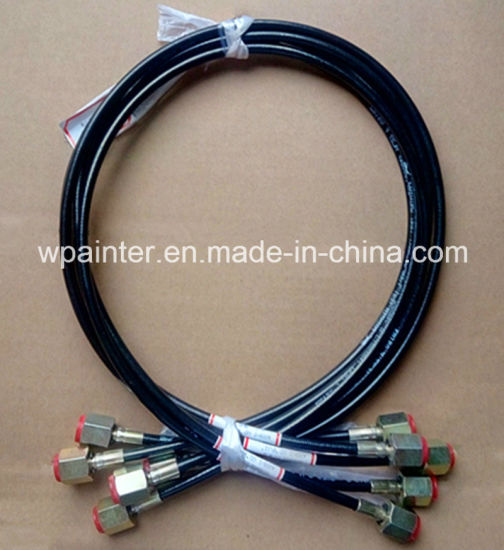 Flexible Hose 400 Bar Pressure Testing Hose/Test Tube/Pipe pictures & photos