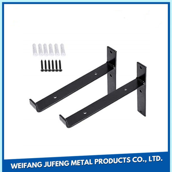 Customized Stainless Steel Triangle Shelf Fixing Bracket for Connecting