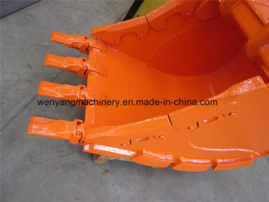 Supply Made in China Various Kinds of Excavator Rock Bucket pictures & photos