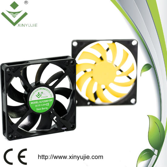 Factory Wholesale Price 80mm 8cm Small Device 24V DC Fan pictures & photos