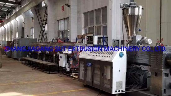 50-160 PVC Plastic Pipe Extrusion Prodcution Line