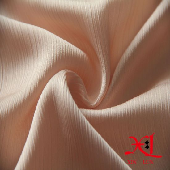 Twist Polyester Chiffon Crepe for Ladies Dress pictures & photos