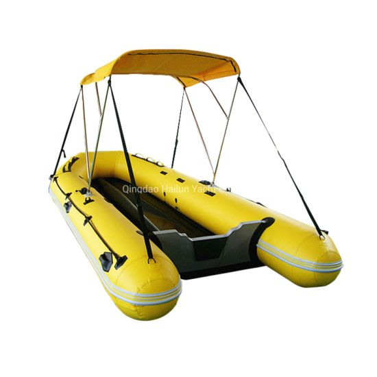 470cm PVC Boat Inflatable Yacht