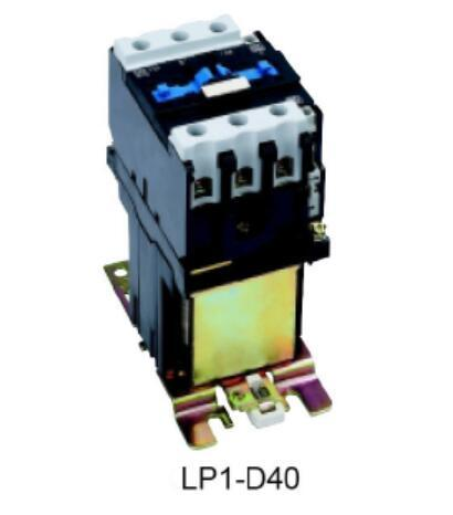 China Lp1-D09-D32 DC AC Contactor, Relay, Circuit Breaker ... on