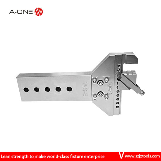 China Erowa Tooling Quick Release Wire-Cut EDM Vise - China Wire EDM ...