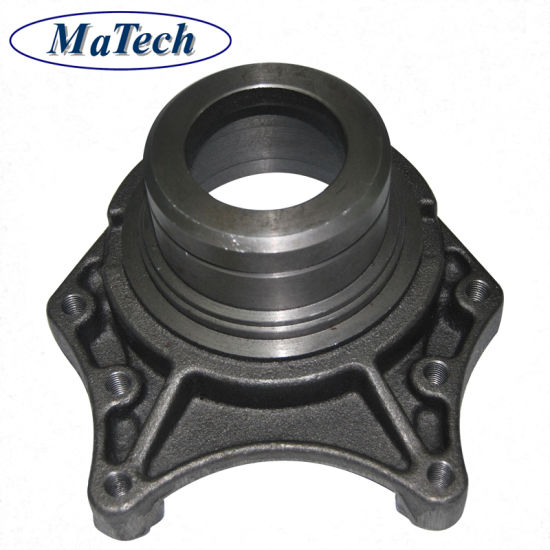 China ISO9001 Foundry Custom Casting Parts Ggg50 Ductile Cast Iron