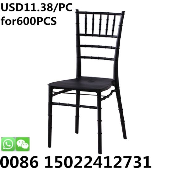 Whole Black New Types Of Hall Event Tiffany Chavari Chairs For Wedding Reception
