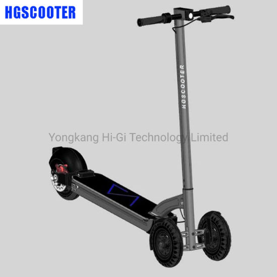 36V Big Lithium Battery Shared E Scooter with 4G Iot