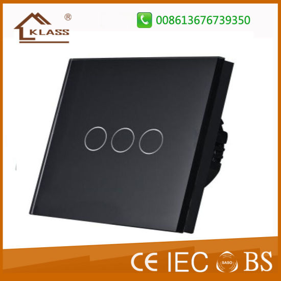 Wholesale New Design Smart Touch Light Switch