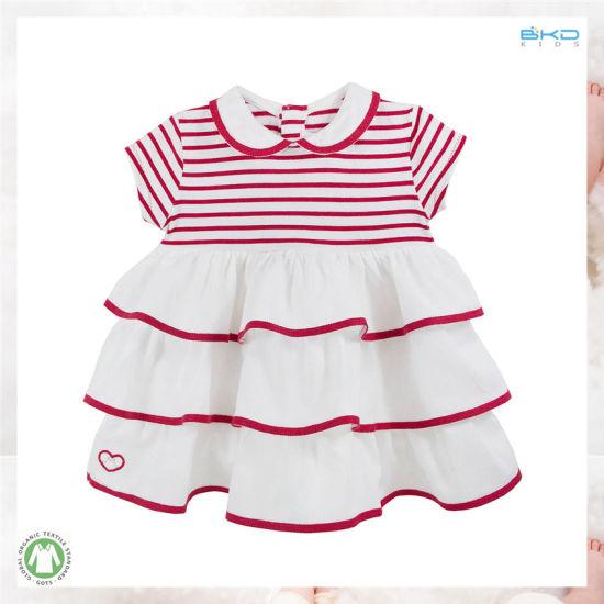 477ce2857159 China Polo Neck Baby Wear Soft Organic Baby Dress - China Baby Wear ...