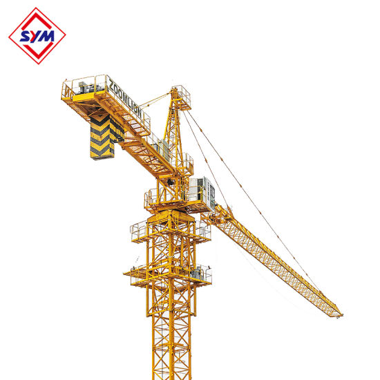 Professional Manufacturer Hot Sale Luffing-Jib Tower Crane From China