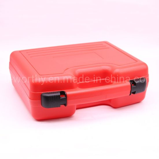 Plastic Tool Box Portable Carrying Case Equipment Briefcase Storage Case