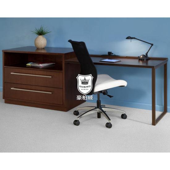 Marriott Residence Inn Modern Hotel Desk Dresser Combo