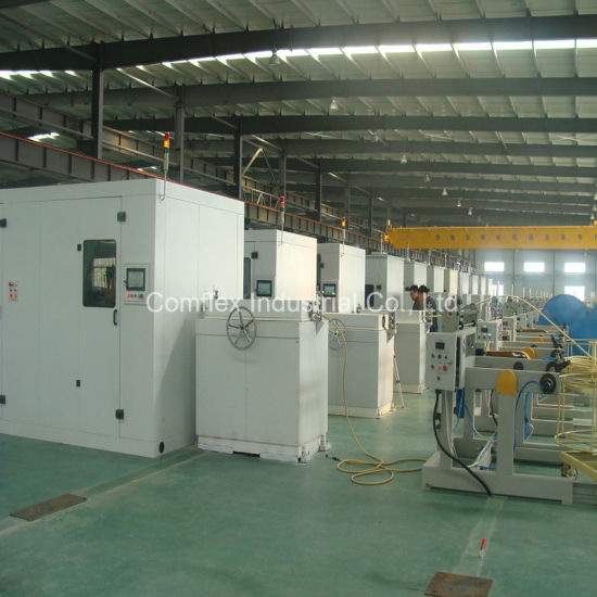 Rubber Hose Wire Braiding Machine Made in China pictures & photos