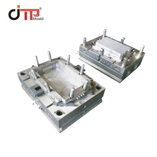 OEM/ODM Top Quality Plastic Injection Crate Mould