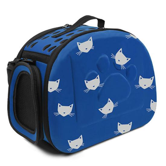 High Quality EVA Foldable Cat Dog Pet Bag Carrier / Pet Bag Luggage Carry Bag / Pet Carrier Shoulder Bag Soft.