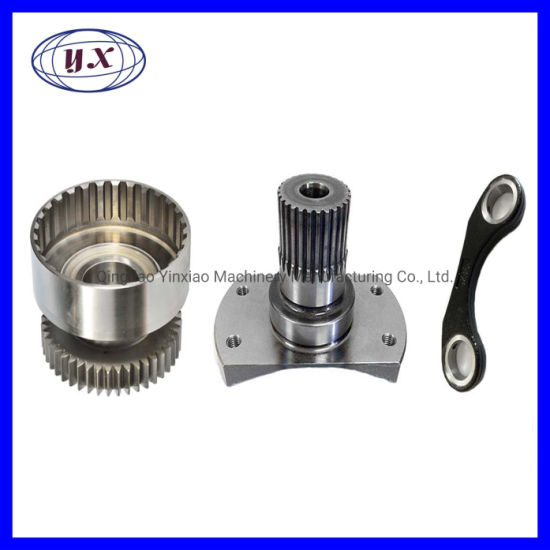High Quality Hot Forged Steel Forging Parts