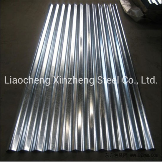 0.15*900mm Stainless Steel Roofing Tile Corrugated Galvanized Steel Sheet