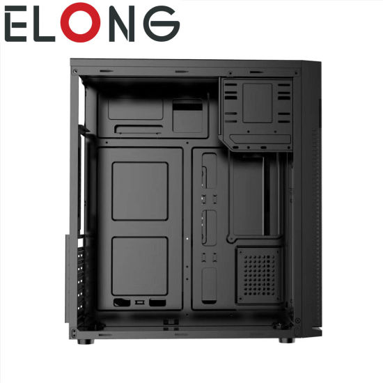 Entry Level Computer Case Red Color pictures & photos