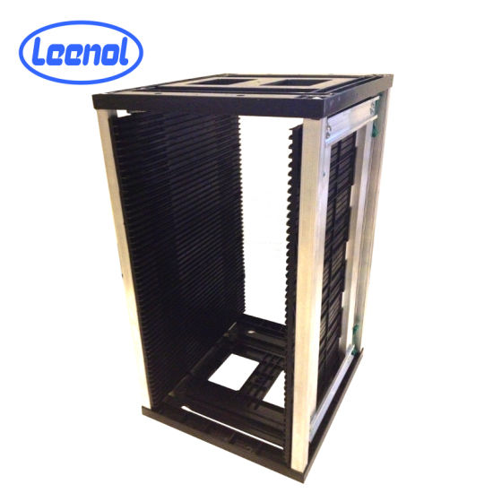 ESD Anti-Static PCB SMT Magazine Display Rack pictures & photos