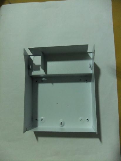 Sheet Metal Fabrication Aluminum Stamping Parts pictures & photos