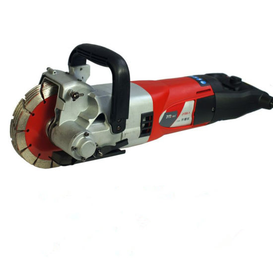 3000W Power 33mm Depth Super Concrete Wall Groove Cutting Tool pictures & photos