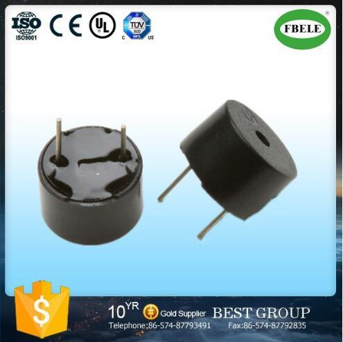 Hot Sale Magnetic Buzzer 12*7.5 Fbmb1275