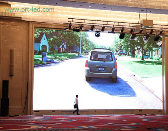 Full Color P2.5 Advertising LED Display Screen with High Contrast