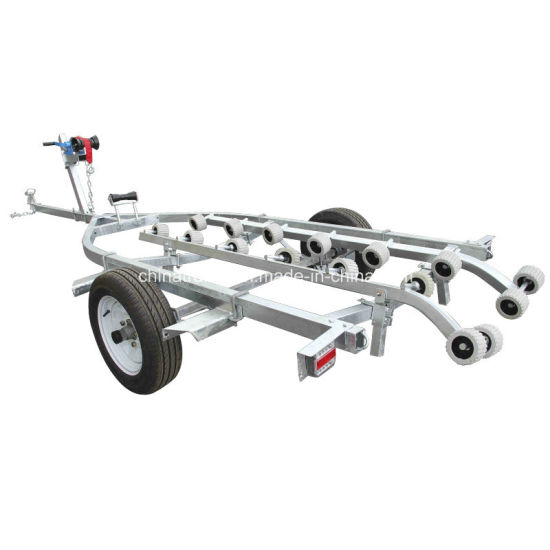 Hot DIP Galvanized Boat Trailers/Jet Ski Trailer pictures & photos