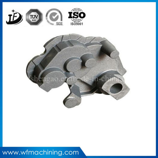 ISO9001 Professional China Manufacturer Casting Steel Machinery Parts pictures & photos