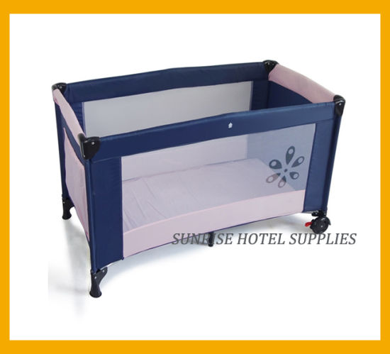 cribs folding child newborn double boy foldable portable changing playpen item stations alloy diaper cot bed crib girl