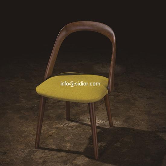(SL 8107) Modern Furniture Solid Wood Dining Chair For Restaurant Furniture  Manufacturer