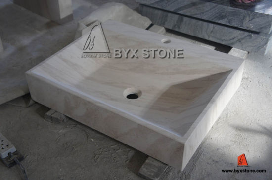 Granite & Marble Stone Kitchen and Bathroom Wash Sink/Basin pictures & photos