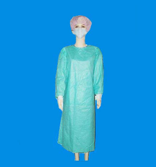 OEM New Disposable Green Surgical Gown pictures & photos