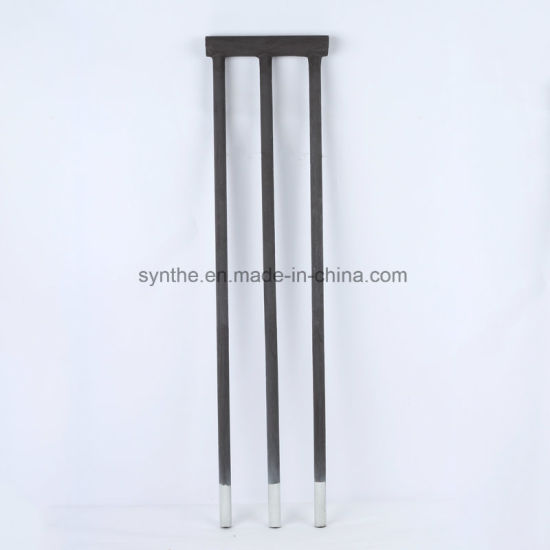W Type Sic Heating Element