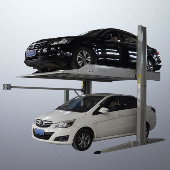2.7t Chpla2700 Two Post Car Parking Lift