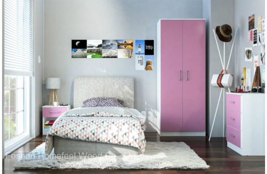 Colorful Children Kids Bedroom Set (HF-BL022) pictures & photos