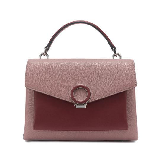 Lady Fashion Handbags Fashion Genuine Leather Hand Bags