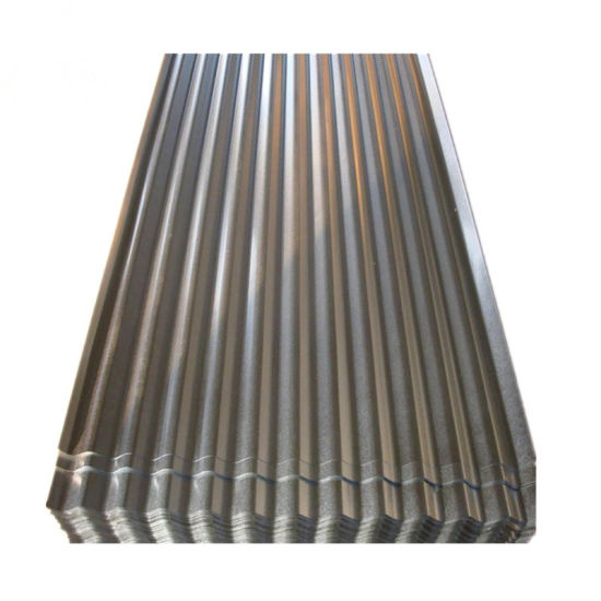 Zinc Coated Corrugated Sheet/Gi Roofing Panel/Galvanized Steel Roofing Sheet pictures & photos