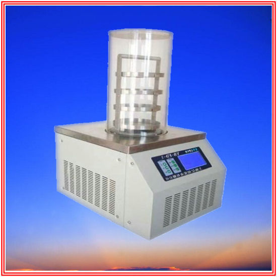 Small Pilot Freeze Vacuum Dryer for Lab pictures & photos