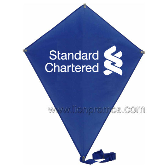 Hot Sports Standard Charterted Bank Outdoor Promotional Gift Advertising Kite pictures & photos