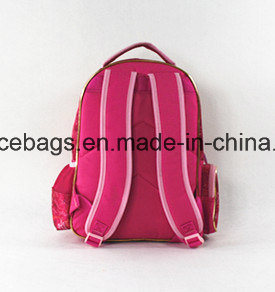 Girl Attractive Shinny Fabric School Student Kid Children Bag pictures & photos