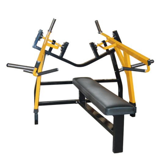 Fitness Equipment /Gym Equipment for Horizontal Bench Press (HS-1007) pictures & photos