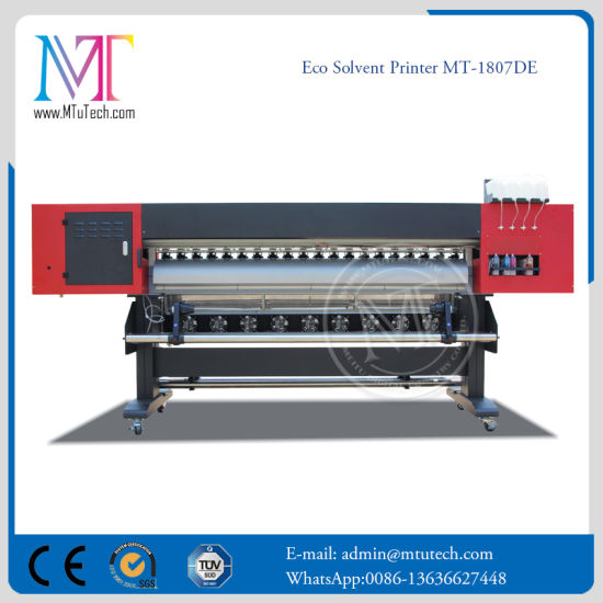 Advertisement Material Flex Banner Printing Machine pictures & photos