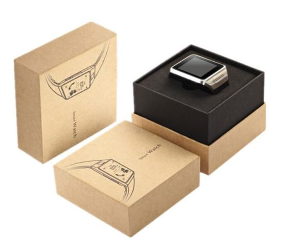 Brand Men Watch Packaging Box with Corner Protector pictures & photos