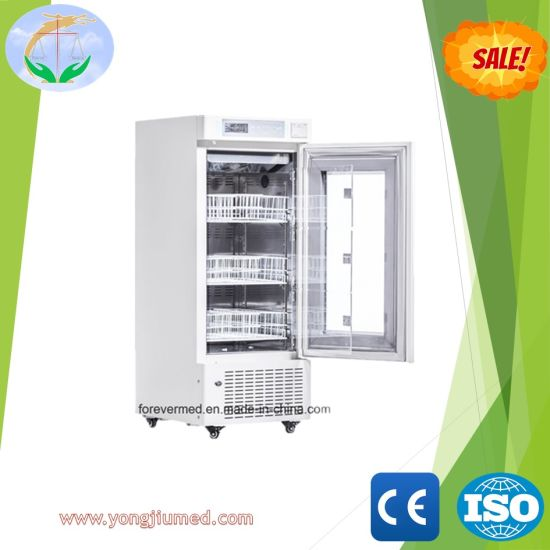 2017 Single Door Hospital Medical Refrigerator for Blood