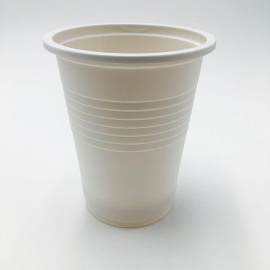 Wholesale Tea Cups Custom Disposable Cornstarch Unbreakable Cups ...