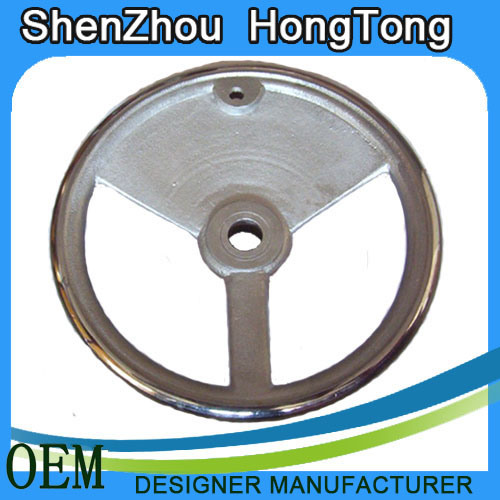 Customized Cast Iron Handwheel pictures & photos