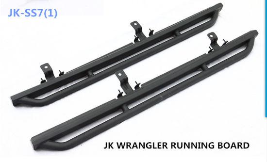 Jk Wrangler Side Bar Side Step Running Board Nerf Bar