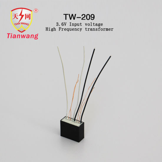 High Voltage Generator Ignition Coil Super Slim So Mini Size High Frequency  Transformer